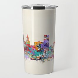 buffalo city new york Travel Mug