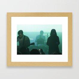 Naked and Famous  Framed Art Print
