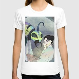 Terror from the Sky T-shirt
