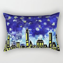 CityLight Rectangular Pillow