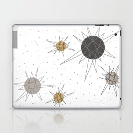 Atomic Stars Neutral Laptop & iPad Skin