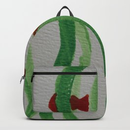 Going to School Backpack