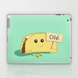 Happy Taco, Olé Laptop & iPad Skin