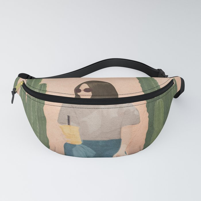 Waiting By Fanny Pack