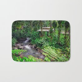 Rainforest Bath Mat