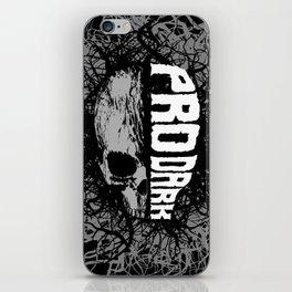 Pro Dark iPhone Skin