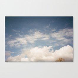 My Way Canvas Print