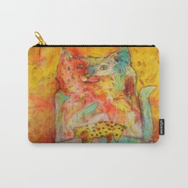 Cat Jar - Pig Carry-All Pouch