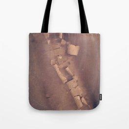 Her old coat Tote Bag