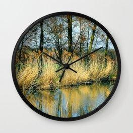 recovery Wall Clock