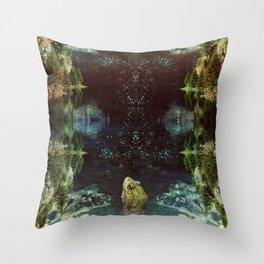 Black River Throw Pillow