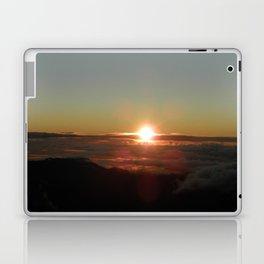 Sunrise from Mt. Haleakala Laptop & iPad Skin