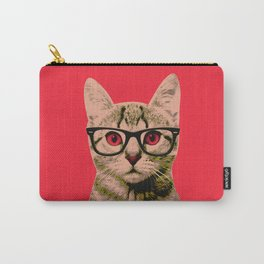 Warhol Cat 4 Carry-All Pouch