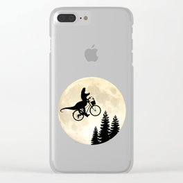Close Encounters Clear iPhone Case