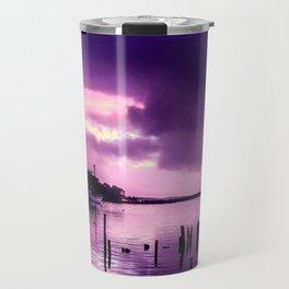 Still Water Dusk Travel Mug