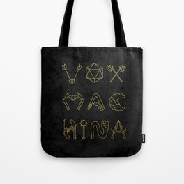 Vox Machina - Critical Role Tote Bag
