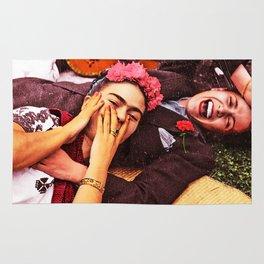 Frida y Chavela Rug