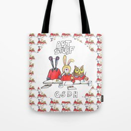 Kids Art Bag Tote Bag