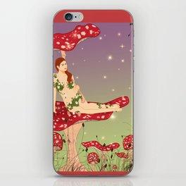 Midsummer Fairy iPhone Skin