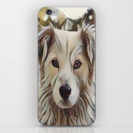 The Catahoula Leopard Dog iPhone Skin