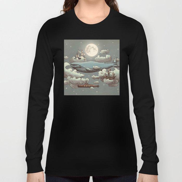 Ocean Meets Sky Long Sleeve T-shirt