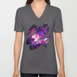 Deep Space Inside Unisex V-Neck