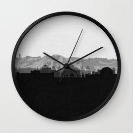 City Skylines: Jaipur Wall Clock