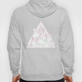 Crystals - Pink Hoody
