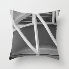 CALATRAVA | architect | City of Arts and Sciences Throw Pillow