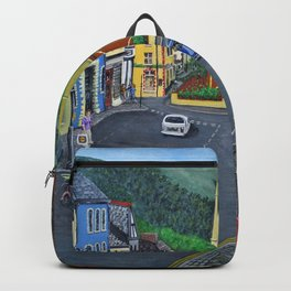 Tredegar Town Clock Backpack