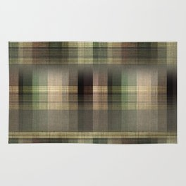 """Scottish squares"" Rug"
