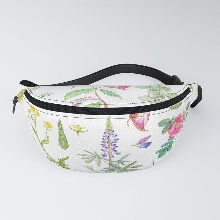 Norwegian blacklisters - Botanical beauty Fanny Pack