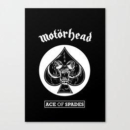 MOTORHEAD - SPADES Canvas Print