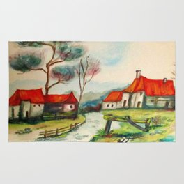 Country Road Rug