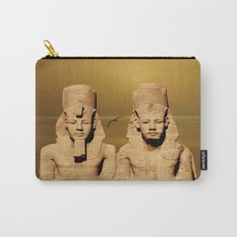 Ramesses and Nefertari Carry-All Pouch