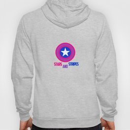 Stars and Stripes- Bisexual Steve Rogers Hoody