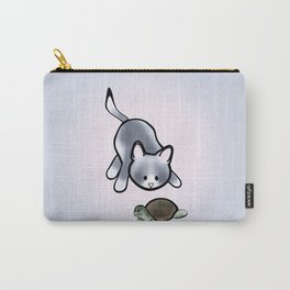 Best Friends: Stewie and Obi Carry-All Pouch