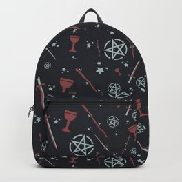 Tarot Card Suits Backpack