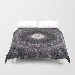 Suki (Space Mandala) Duvet Cover