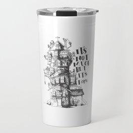 a humble residence Travel Mug