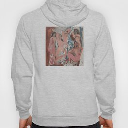 Pablo Picasso - Les Demoiselles d'Avignon Hoody