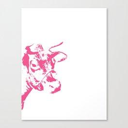 Follow the Pink Herd #700 Canvas Print