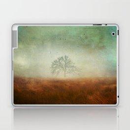 evolving mystery Laptop & iPad Skin
