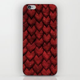 Red Dragon iPhone Skin