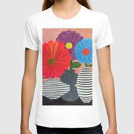 Friendly Flowers T-shirt