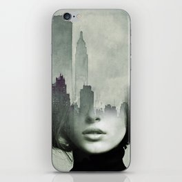 Ny again iPhone Skin