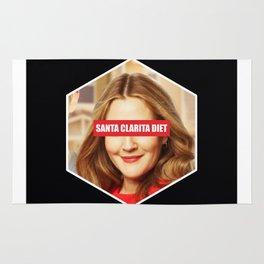 Santa Clarita diet Rug