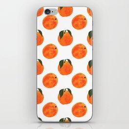 Peach Harvest iPhone Skin