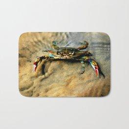 Blue Crab Bath Mat