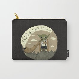 yodaling (grey colour option) Carry-All Pouch